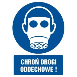 GL006 Chroń drogi oddechowe!