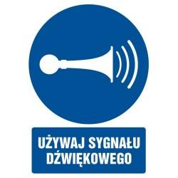 GL010 Używaj sygnału...