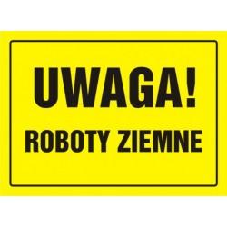 OA008  Uwaga! Roboty ziemne