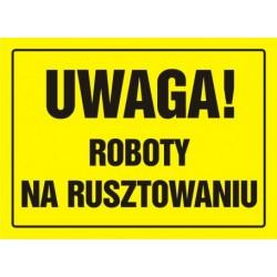 OA016  Uwaga! Roboty na...