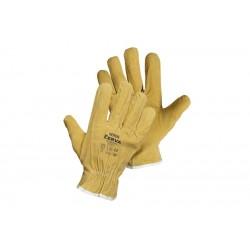 Rękawice skórzane HERON