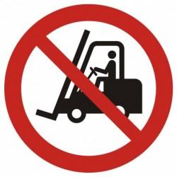 GAP006 Zakaz ruchu urządzeń...