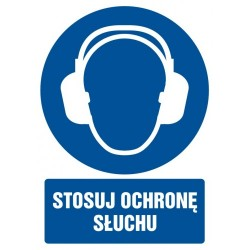GL005 Stosuj ochronę słuchu