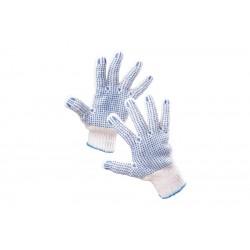 Rękawice nakrapiane F&F...