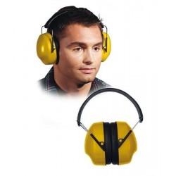 Ochronniki słuchu OSY - żółte